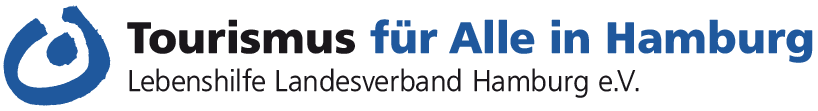 Tourismus für Alle in Hamburg Retina Logo