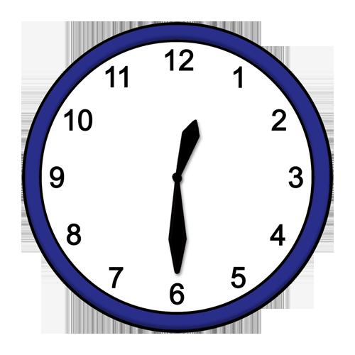 Uhrzeit: 12:30