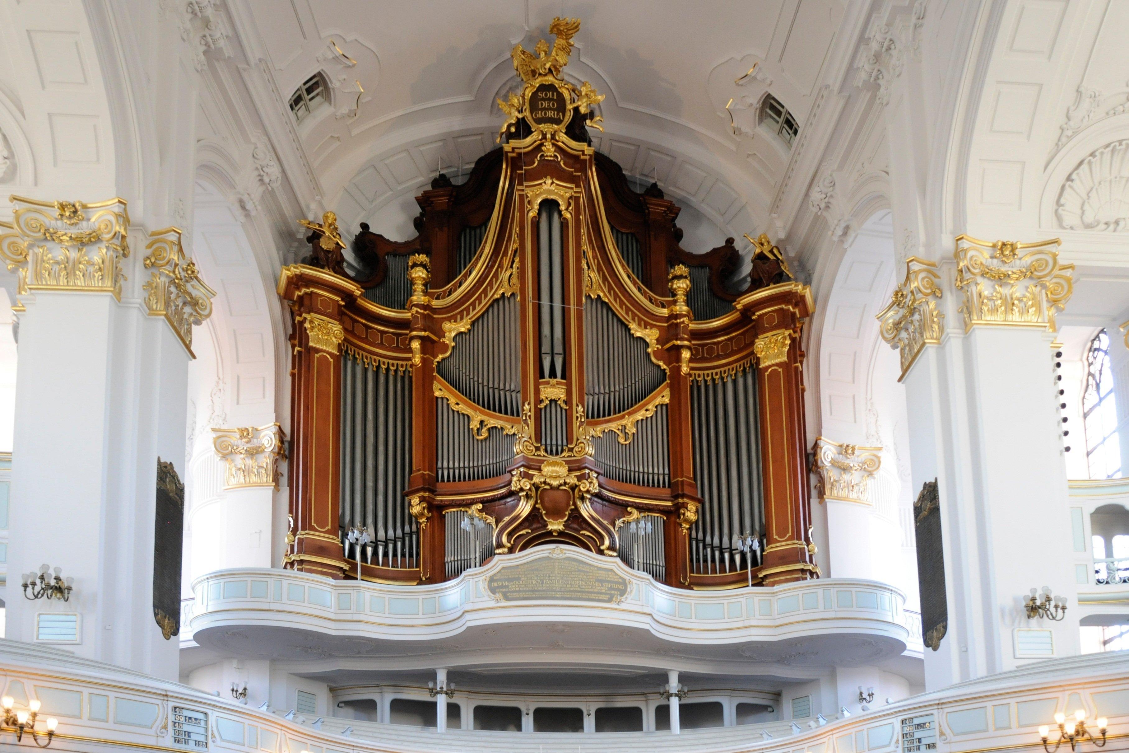 Orgel im Michel