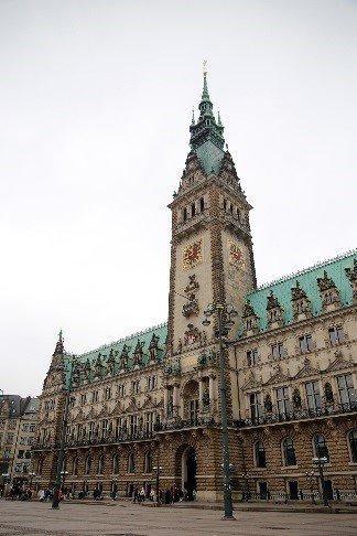 Rathaus Außenseite