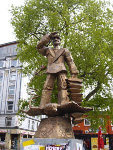Statue Hans Albers